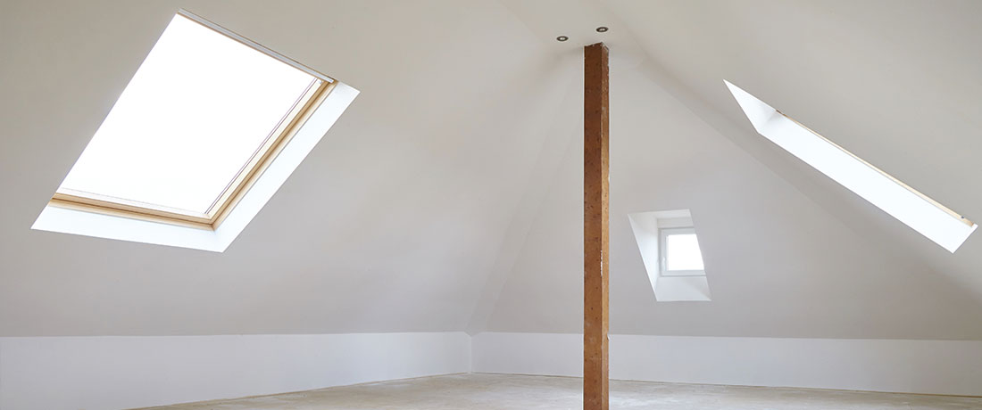 Jetzt neu im Sortiment: Dachfenster