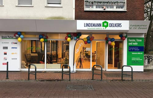 Lindemann Oelkers Eröffnung Filiale Lünen