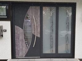 Lindemann Oelkers | Eingangstüre
